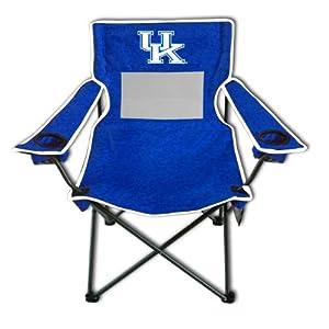 NCAA Kentucky Wildcats Monster Mesh Folding Chair by Rivalry