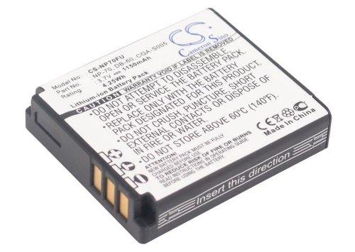 CS Akku 1150mAh 4.26Wh 3.7V passend