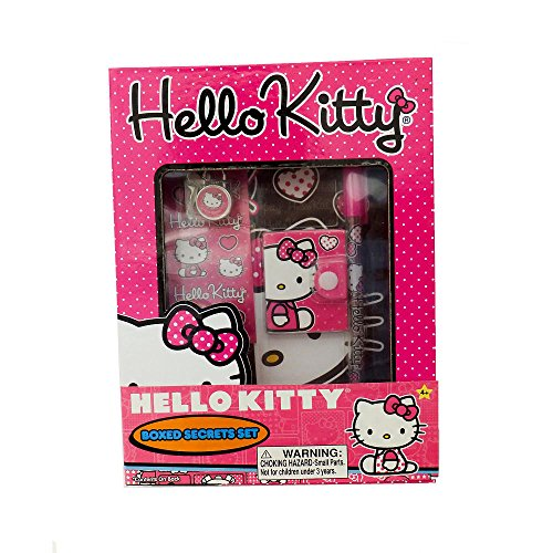 Hello Kitty Box Journal Set - 1