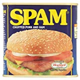 Spam Chopped Pork And Ham 340g (Pack of 6)