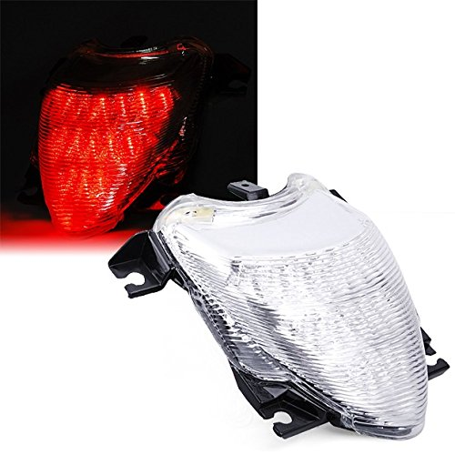 New Integrated Led Taillight Turn Signals For Suzuki Boulevard M109R 06-09 Clear