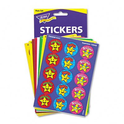 Stinky Stickers Scratch-and-Sniff Variety Pack