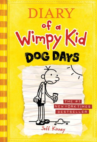 Diary of a Wimpy Kid: Dog Days by Jeff Kinne