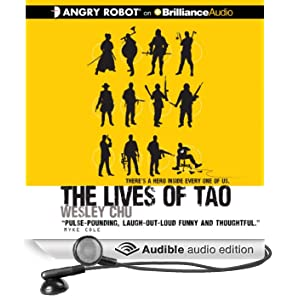 The Lives of Tao (Unabridged)