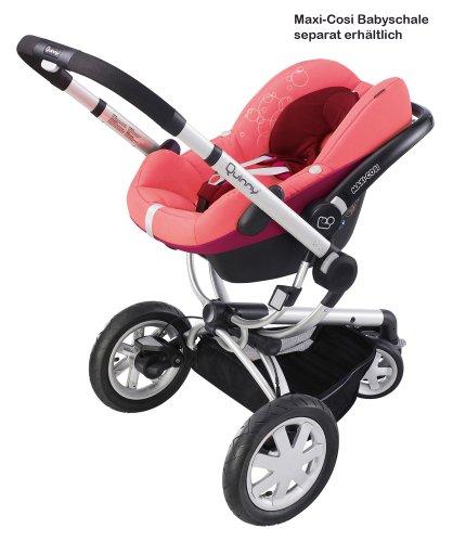 quinny 60304930 buzz 3 silla de paseo con cesta capota