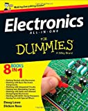 Dickon Ross Electronics All-In-One Desk Reference for Dummies: UK Edition (For Dummies (Math & Science))
