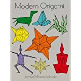 Modern Origami (Dover Origami Papercraft)