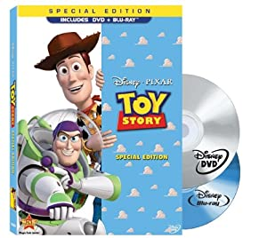 Toy Story (Two-Disc Special Edition Blu-ray/DVD Combo w/ DVD Packaging)