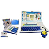 PLAY DESIGN English Learner/Education Laptop For Kids 20 Activities