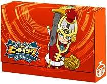ヒーローバンクバトルカード オフィシャルWデッキケース エンター・ザ・ゴールド