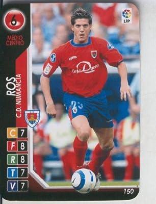 Derby Total 2004-2005: C.D.Numancia numero 06: Ros