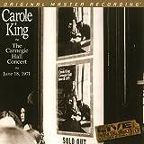 Carole King - Carnegie Hall Concert: June 18 1971 [Mobile Fidelity][24 KT Gold Hybrid SACD]