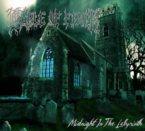 Cradle of Filth - Midnight In The Labyrinth (CD1) - Zortam Music