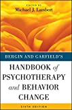 img - for Bergin and Garfield's Handbook of Psychotherapy and Behavior Change book / textbook / text book