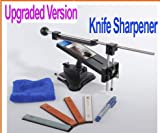 Big discount Professional Kitchen Knife Sharpener System Fix-angle 4 Stones by manufacture seller