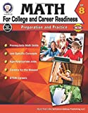 img - for Math for College and Career Readiness, Grade 8: Preparation and Practice book / textbook / text book