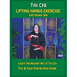 Tai Chi Lifting Hands Exercise with Honey Silk