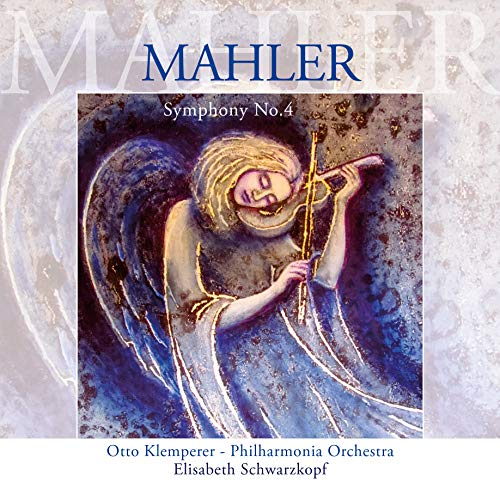 Vinilo : MAHLER - Symphony 4 In G Major