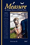 img - for Measure Volume II book / textbook / text book