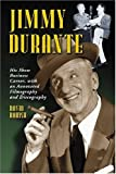 img - for Jimmy Durante: His Show Business Career, With a Annotated Filmography and Discography by David Bakish (2007-03-07) book / textbook / text book