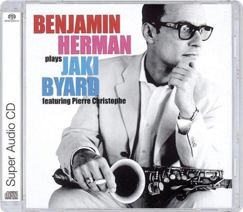BENJAMIN HERMAN - Plays Jaki Byard - CD - Hybrid Sacd - Dsd Import - SEALED/NEW - $51.95