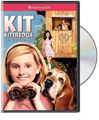 Cover art for  Kit Kittredge: An American Girl