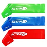 "Thera-Band Exercise Tubing Kit With PVC Handles - 48"" - Green Heavy"