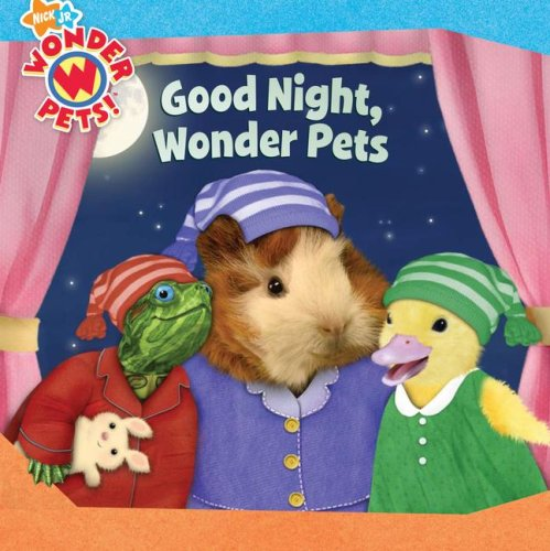 Wonder Pets Sheep Good Night Wonder Pets