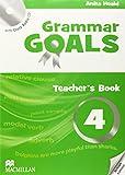 Grammar Goals: Teacher's Book Pack Level...