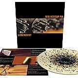 Calculating Infinity - White Bone w/ Orange & Black Splattered Vinyl