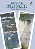 Twelve Monet Bookmarks