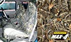 Hatchie Bottom Twill 60-40 Camo Seat Cover - 1998-2003 Ford Ranger (Advantage Max-4)