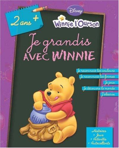 Je grandis avec Winnie, 2 ans