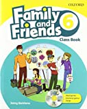 Family & Friends 6: Class Book and Multi-ROM Pack (Family & Friends First Edition)