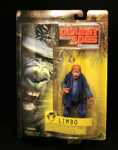 LIMBO w/ Shackles & Capture Staff PLANET OF THE APES Action Figure - 1