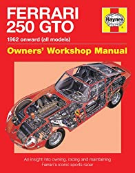 Ferrari 250 GTO: 1962 Onwards (All Models) Owners' Workshop Manual, An Insight Into the Design, Engineering, Maintenance and Operation of Ferrari's Iconic GT Sports Ra