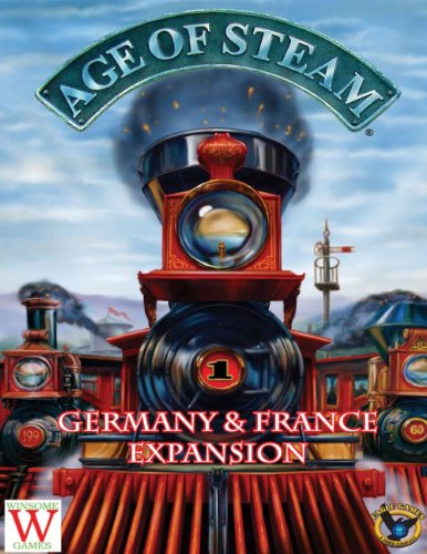 Winsome Games - Age of Steam : Extension France & Germany - 1