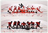 Kaskey Kids Hockey Guys NHL Series Blackhawks vs. Redwings