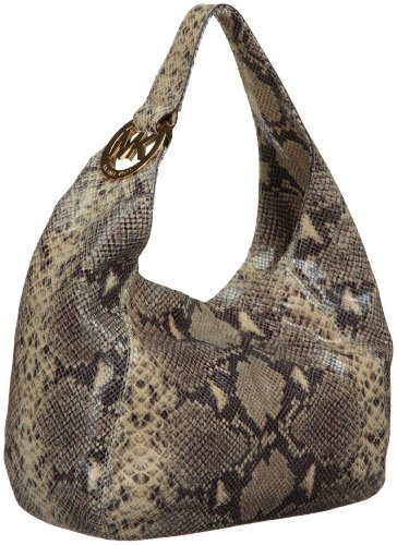 Michael Michael Kors Fulton Medium Shoulder Bag Dark Sand 41
