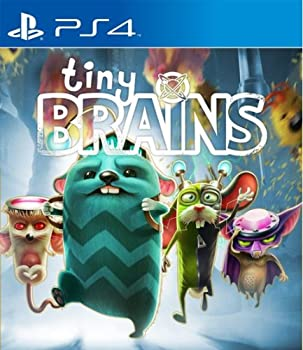 Tiny Brains PS4 Digital Code
