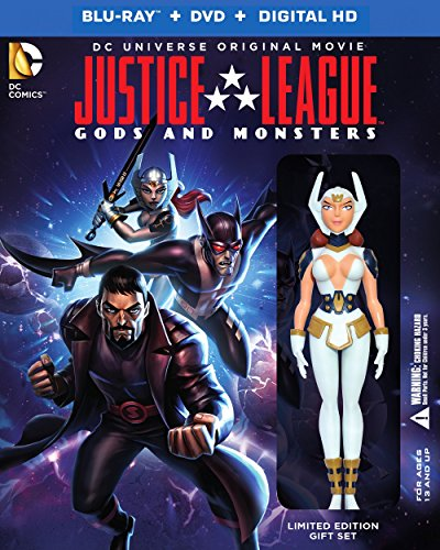 Justice League: Gods & Monsters [Reino Unido] [Blu-ray]