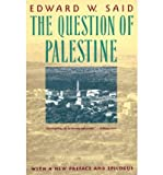 The Question of Palestine (0099967804) by Said, Edward W.