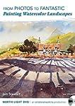 Light in Watercolor Landscape Paintg/DVD