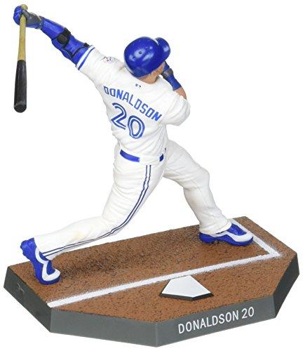 Imports Dragon Baseball Figures Josh Donaldson Toronto Blue Jays Baseball Figure, 6