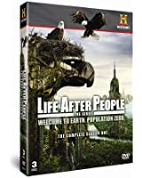Life After People: The Complete Season One (3-Disc Set) [DVD]