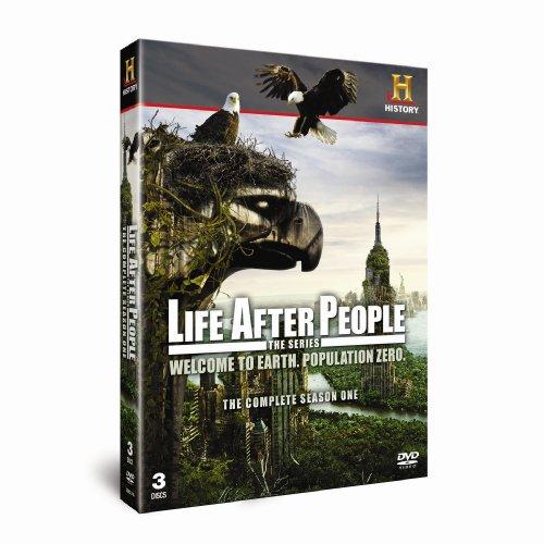 Life After People: The Complete Season One (3-Disc Set) [DVD] [Edizione: Regno Unito]