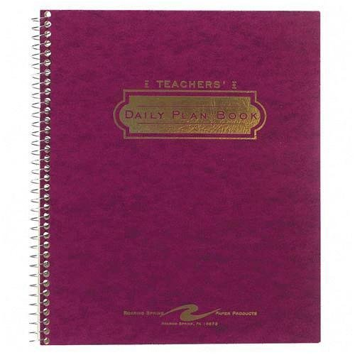 Roaring Spring Teacher Planners, 11-1/32