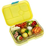 Yumbox Leakproof Bento Lunch Box Container (Ananas Yellow) for Kids