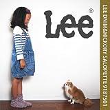 (リー)Lee ワンピース キッズ デニム ヒッコリー サロペット スカート 子供用 サロペット スカート 子供服 おしゃれ ジャンパースカート