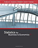 img - for Statistics for Business & Economics (with XLSTAT Education Edition Printed Access Card) book / textbook / text book